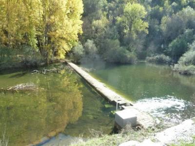 Presa de Navalejos - Atazar - Meandros Río Lozoya - Pontón de la Oliva - Senda del Genaro; eresma